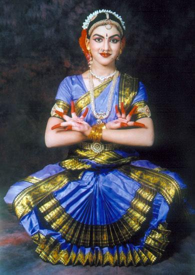 Bharata Natyam Dance Dress