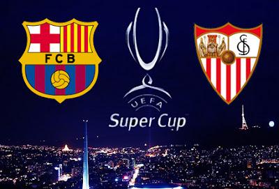 Entradas Barcelona Sevilla Supercopa