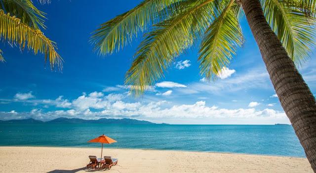 Santiburi Beach Resort & Spa Mae Nam Beach, Koh Samui, Thailand room rental koh samui book hotel koh samui, rental villa.