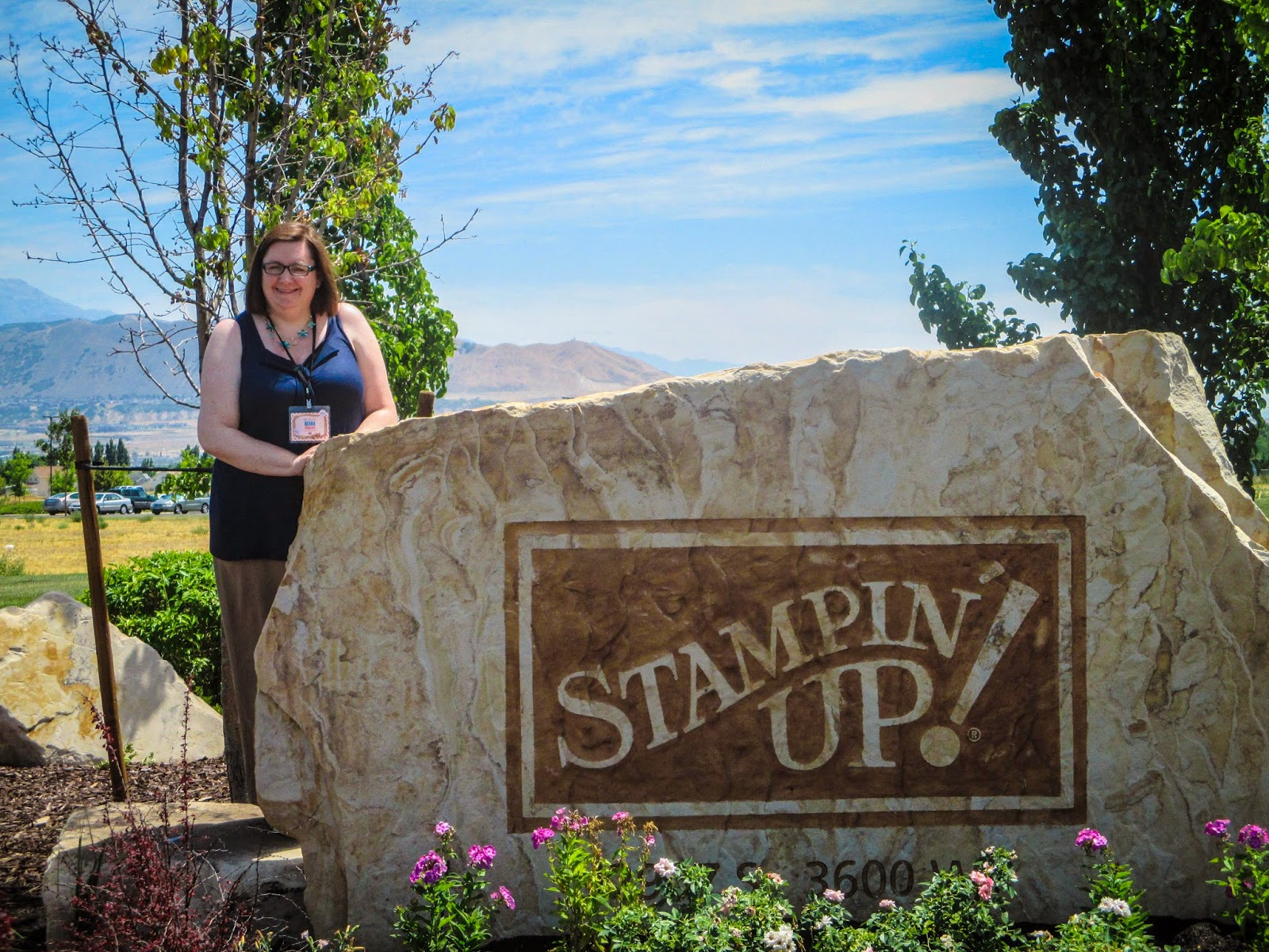 Read Bekka's Stampin' Up! Story here - this could be you!