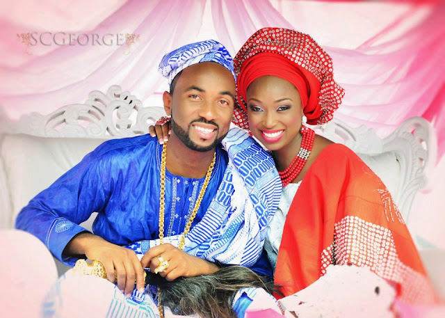 ankara, best nigeria traditional marriage