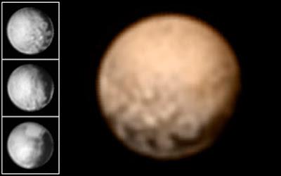 Hipernovas: Últimas Imagens de Plutão - O Outro Planeta Vermelho - São Liberadas Pela NASA [Artigo]