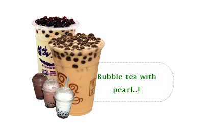 bubble tea ice blended cool blog