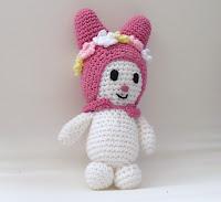 Amigurumi Hearthstone Pattern : The Fluffy Duck: Handmade Amigurumi Hello Kitty dolls