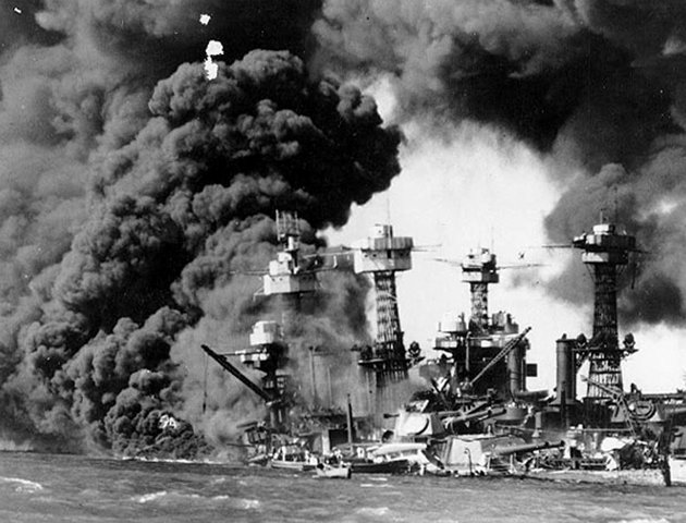 70th anniversary of Pearl Harbor Attack