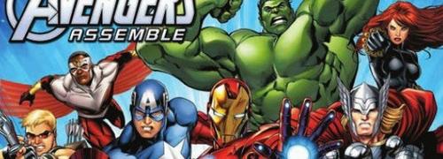 Avengers Assemble: Nueva serie animada de Los Vengadores