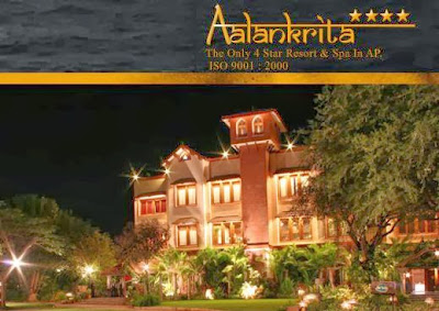 Aalankrita resort - Hyderabad, India