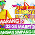 Gejolak Karnaval SCTV di Lapangan Pancasila Simpang Lima Semarang