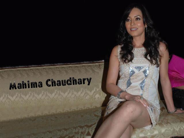 chaudhry in bikini Mahima