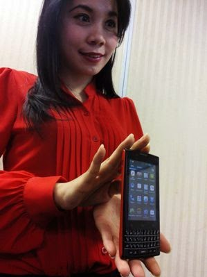 Andromax G2 Touch Qwerty, Android Murah Dengan Tombol Fisik