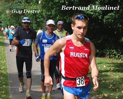 Bertrand Moulinet est élu marcheur de l'année 2012 DSC_8121