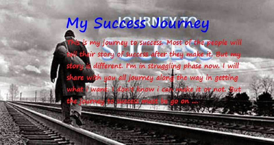 My Success Journey