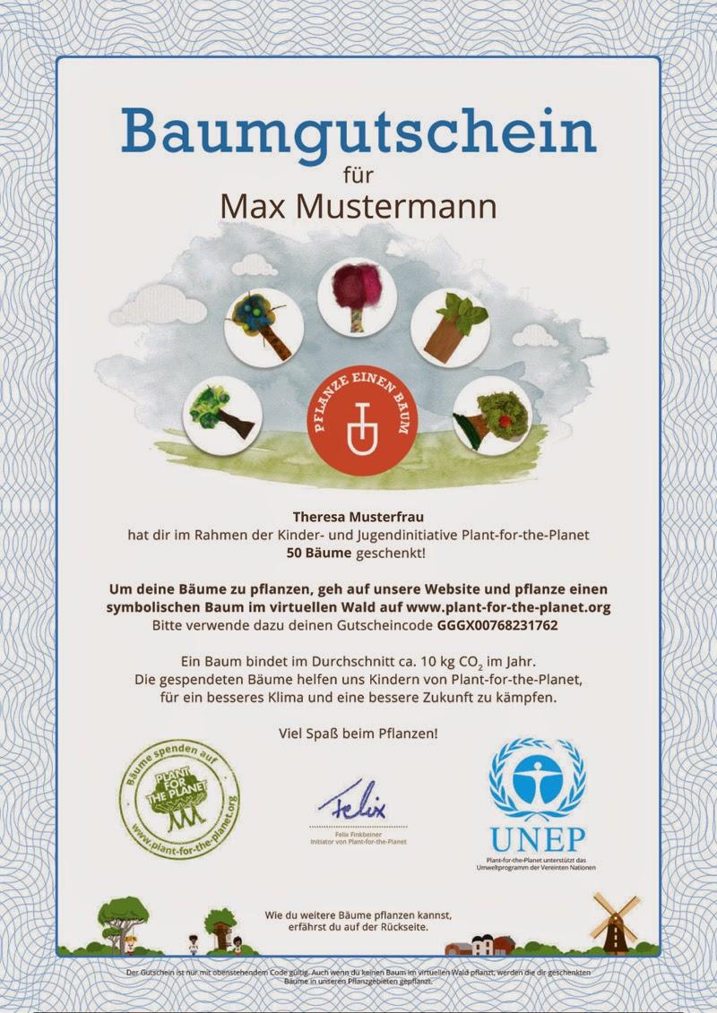 http://www.plant-for-the-planet.org/de/mitmachen/gutscheincode