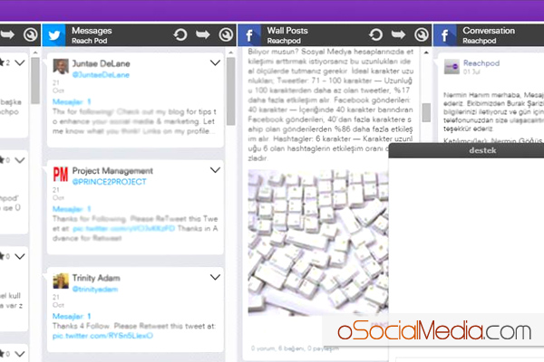 The Social Media Management Tool