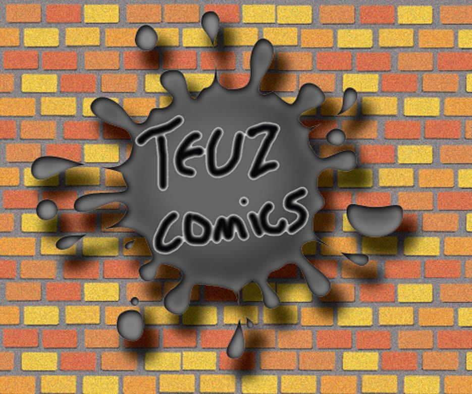 Teuz Comics - Sem perder nosso senso de humor