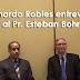 Leonardo Robles entrevista al Pr. Esteban Bohr