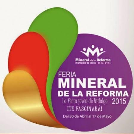 Feria Mineral de la Reforma 2015
