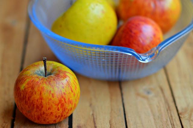 Äpfel aus der Biokiste, apples to preserve