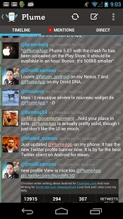Plume Premium for Twitter Android APK