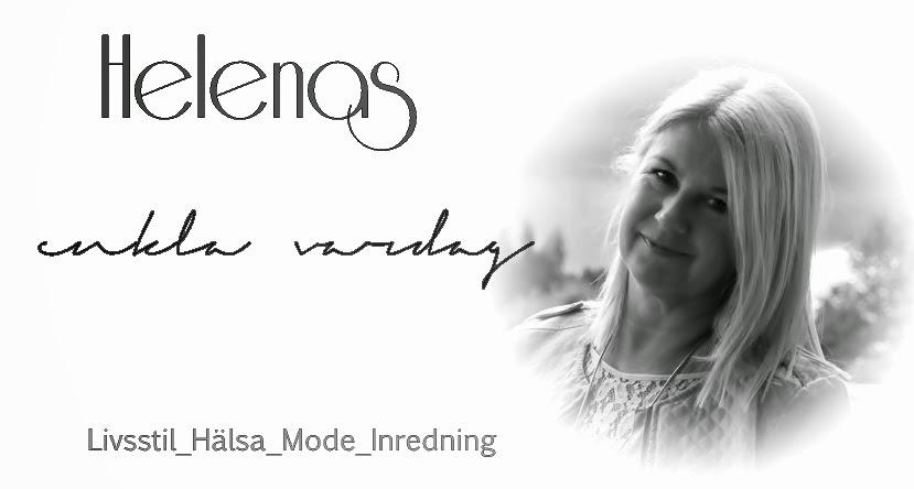 Helenas enkla vardag