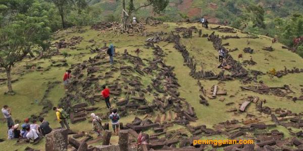 Situs Gunung Padang, Sisa Peradaban Kuno di Indonesia peninggalan.com