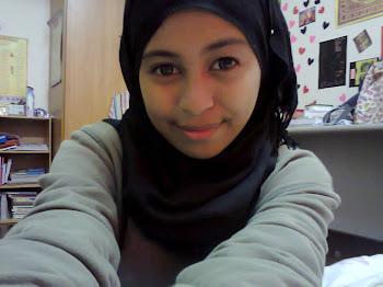 Daughter Shahizad Baharom  ♥