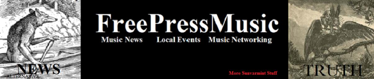 FreePressMusic - Birmingham Music News