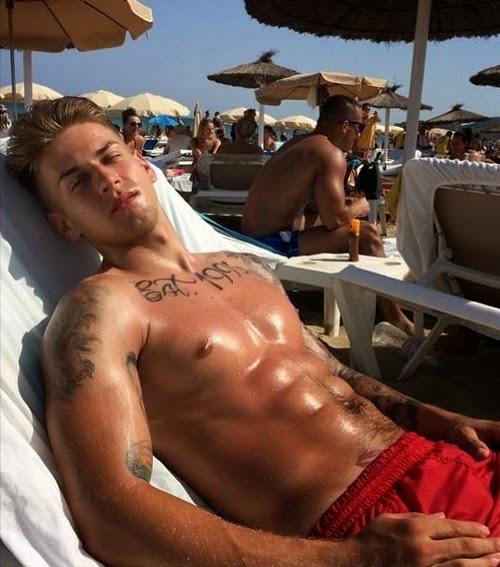 Brazilian young nude