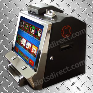 phone card sweepstakes machine
