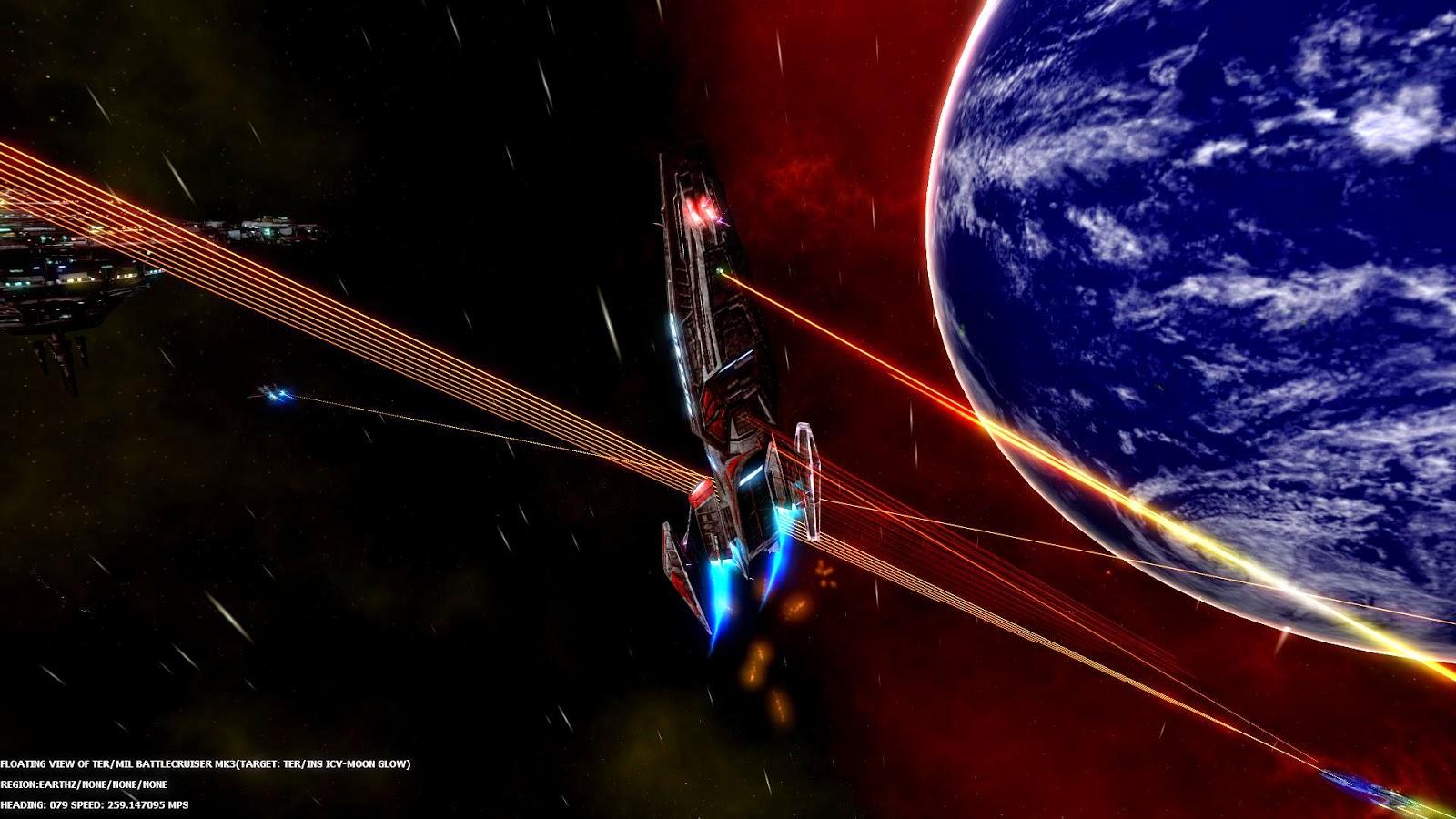 Galactic Command Echo Squad Second Edition screenshots