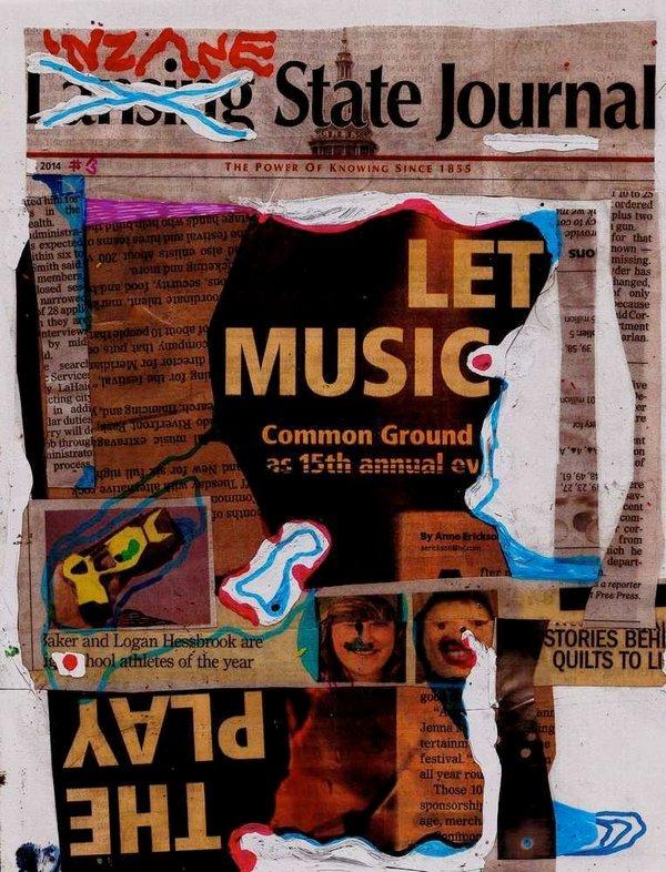 John Olson - Inzane State Journal #5