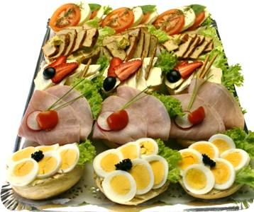 And open faced sandwiches look wonderful as well as taste great so ...