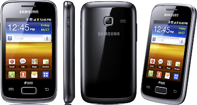 Samsung Galaxy Y Duos Price in Pakistan