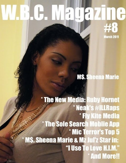W.B.C Magazine Issue #8 - Powerful Resource for Chicago Hip-Hop