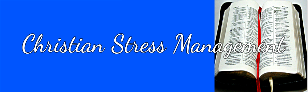Christian Stress Management