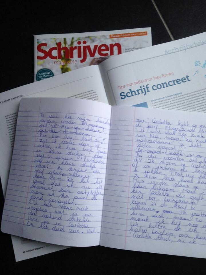 Schrijftip Schrijven Magazine