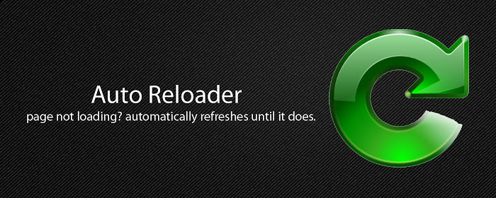 Auto Reloader - Chrome Extension