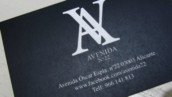 Boutique Avenida 22 Alicante