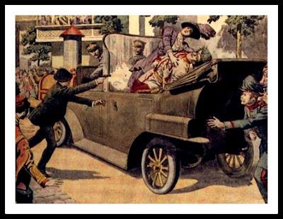 asesinato sarajevo
