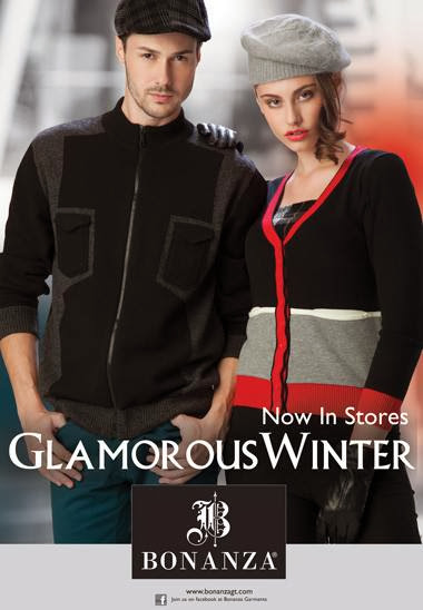 Bonanza Glamorous Winter Collection video