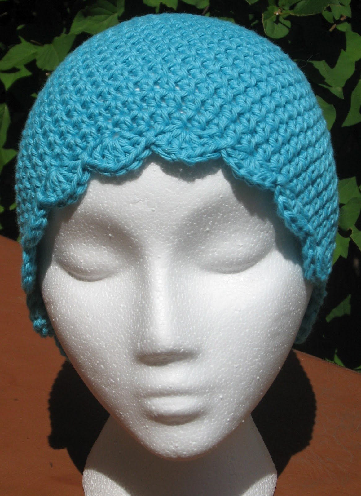 Crochet Projects Crochet Chemo Sleep Cap