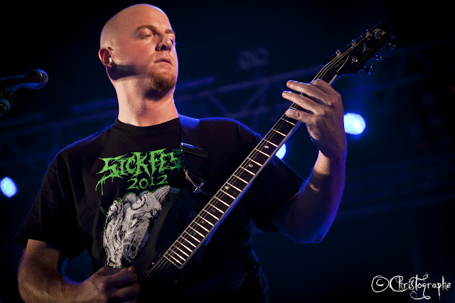 hardforce christographe hellfest 2012 dying fetus