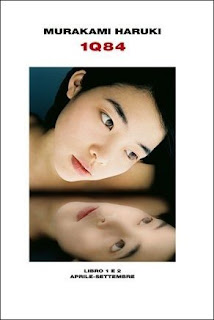 Murakami Haruki, Libro 1 e 2, 1Q84, Einaudi