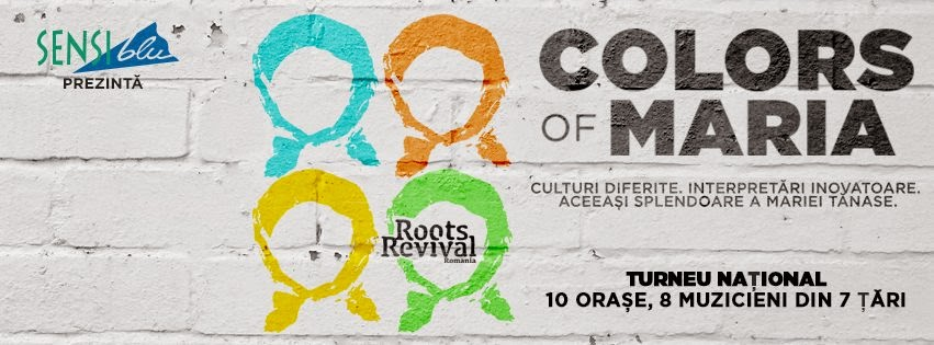Colors of Maria - Roots Revival Romania