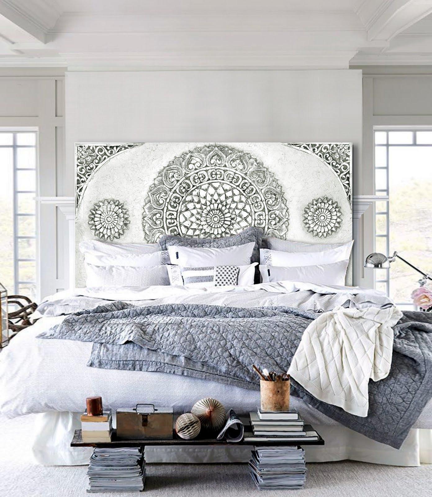 Cabeceros de camas modernos los cabeceros de cama super - Cabeceros modernos originales ...