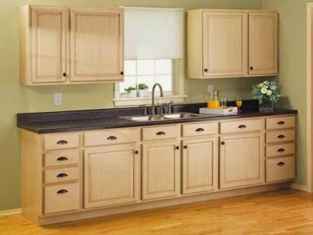 Desain Lemari Dapur / Kabinet dan fungsinya
