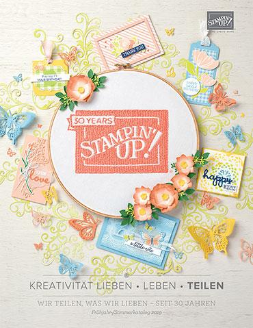 Frühjahr-Sommer Katalog