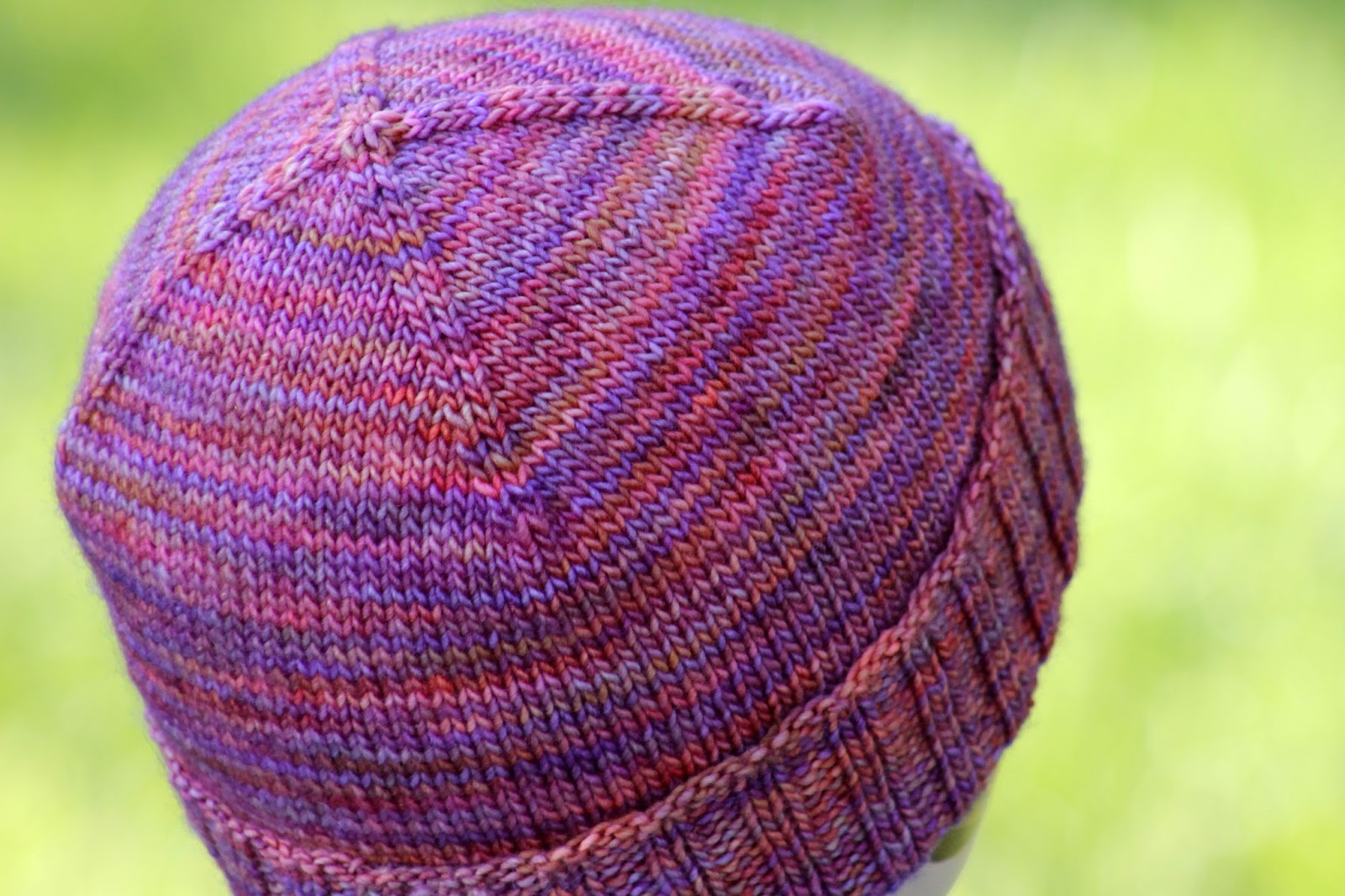 Balls to the Walls Knits: Build-Your-Own DK Weight Hat