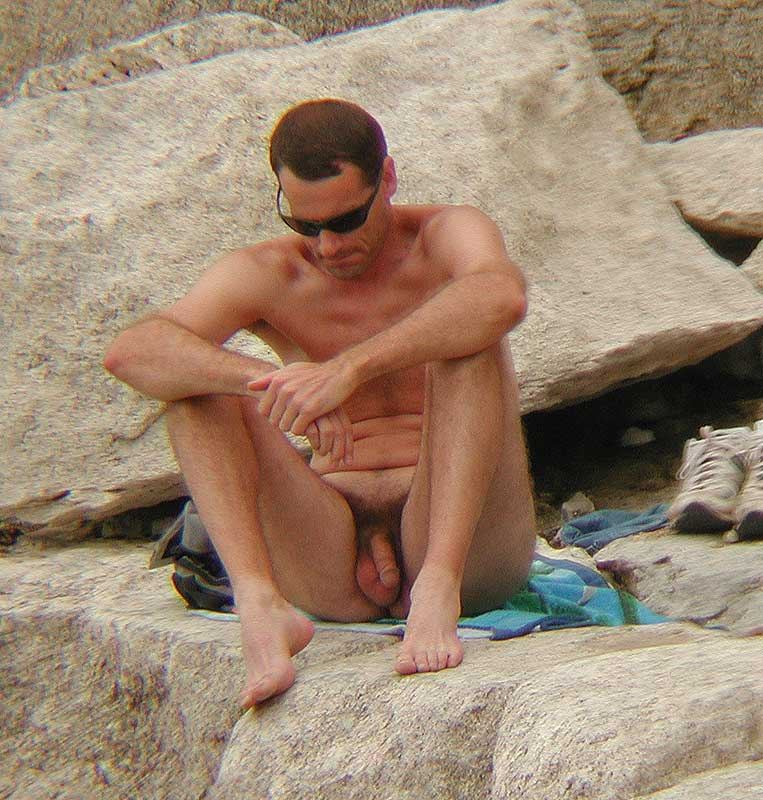Naked men spy cam on nude beaches