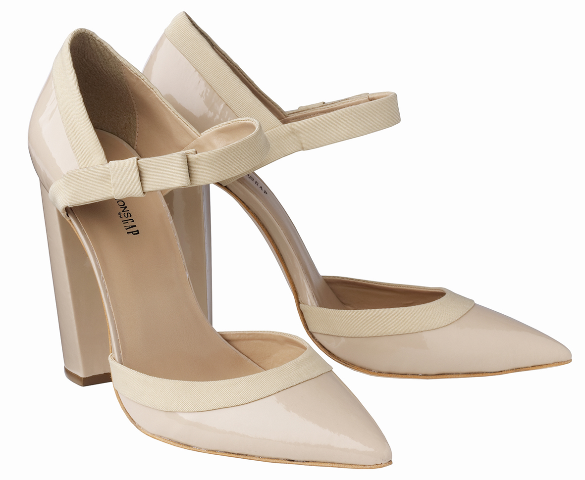 Want to know who makes those pretty little Mary Janes